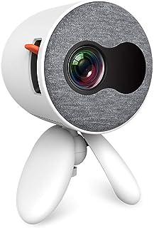 Mini Proyector De Video Portátil Proyector De Películas Pequeño Portátil, Wifi Inalámbrico Mini Hd Home Theater 1080 Dormi...