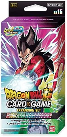 Dragon Ball Super Card Game Expansion Deck Set BE15 Battle Enhanced Mixed Colours product image