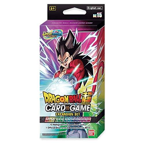 Dragon Ball Super Kartenspiel: Expansion Deck Set BE15 - Battle Enhanced, gemischte Farben