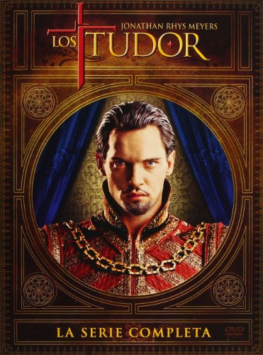 Los Tudor T1-T4 (13) [DVD]