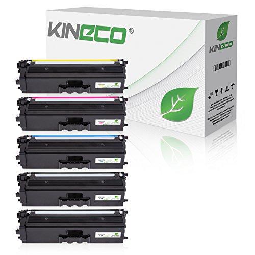Kineco 5 Toner kompatibel für Brother TN-910 HL-L CDW 9310 CDWT CDWTT Series MFC-L 9570