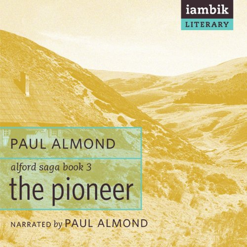 The Pioneer audiobook cover art