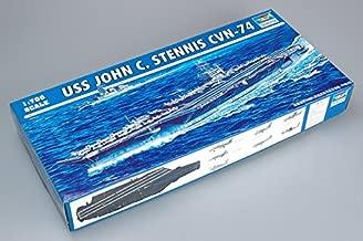 Trumpeter USS John C Stennis CVN74 Aircraft Carrier (1/700 Scale)