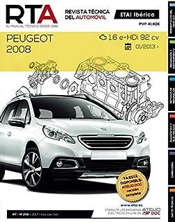 10 Mejor Manual De Taller Peugeot 2008 de 2020 – Mejor valorados y revisados