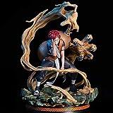 OLMITA Anime Action Figure Naruto Gaara Collectible Model Statue Toys PVC Figures Desktop Ornaments