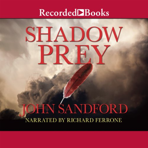 Shadow Prey audiobook cover art