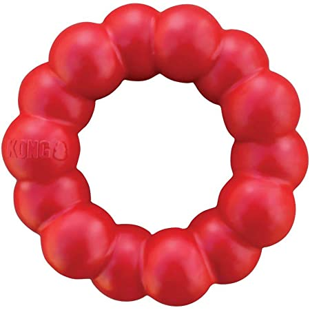 KONG - Ring - Durable Rubber Dog Chew Toy
