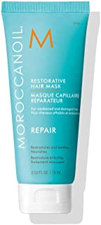 Moroccanoil Travel Size Restorative Repair Hair Mask, 2.53 Fluid Ounce