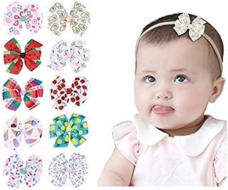 Amazon.es: bebe recien nacido - Última semana / Diademas y cintas de ...