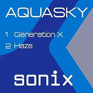 Generation X / Haze