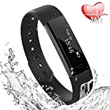Bracciale Fitness, Braccialetto Fitness Tracker, Activity Tracker IP67...
