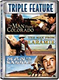 The Man from Colorado/ The Man from Laramie/ Man in the Saddle