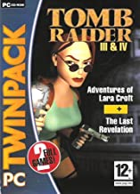 Tomb Raider III (Adventures of Laura Croft) & IV (The Last Revelation)