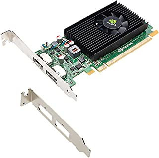 NVIDIA NVS 310 by PNY 512MB DDR3 PCI Express Gen 2 x16 DisplayPort 1.2 Multi-Display Professional Graphics Board, VCNVS310DP-PB
