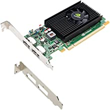 NVIDIA NVS 310 by PNY 512MB DDR3 PCI Express Gen 2 x16 DisplayPort 1.2 Multi-Display Professional Graphics Board, VCNVS310...