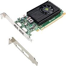 NVIDIA NVS 310 by PNY 512MB DDR3 PCI Express Gen 2 x16 DisplayPort 1.2 Multi-Display Professional Graphics Board, VCNVS310DP-PB