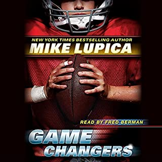 Game Changers Book 1 Audiobook Cover Art
