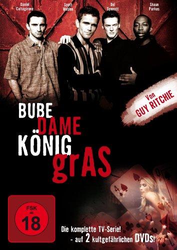 Bube, Dame, König, grAS - Die komplette TV-Serie [2 DVDs]