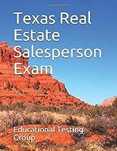 Texas Real Estate Salesperson Exam