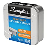 Swingline 35550 Optima High-Capacity Staples 3/8-Inch Leg 2 500/Box