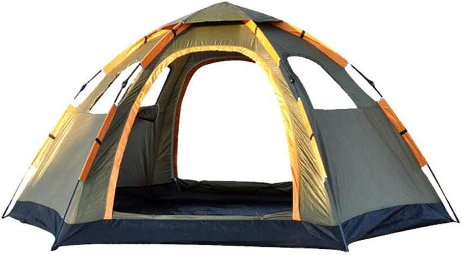 Udstyr, Tente de Camping en Plein Air à Ouverture Rapide avec Ressort, Kejing Miao,
