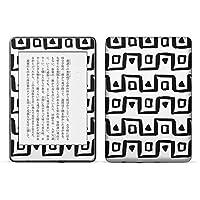 igsticker kindle paperwhite 第4世代 専用スキンシール キンドル ペーパーホワイト タブレット 電子書籍 裏表2枚セット カバー 保護 フィルム ステッカー 050806