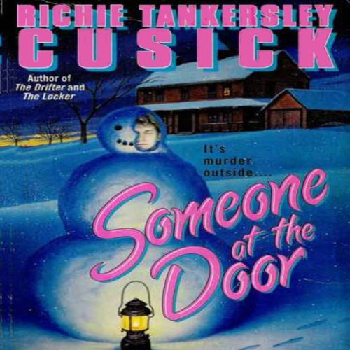 Someone at the Door audiobook cover art
