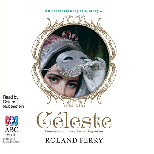 Celeste audiobook cover art