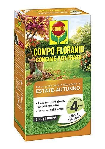 Compo FLORANID Estate Autunno, Concime a Lento...