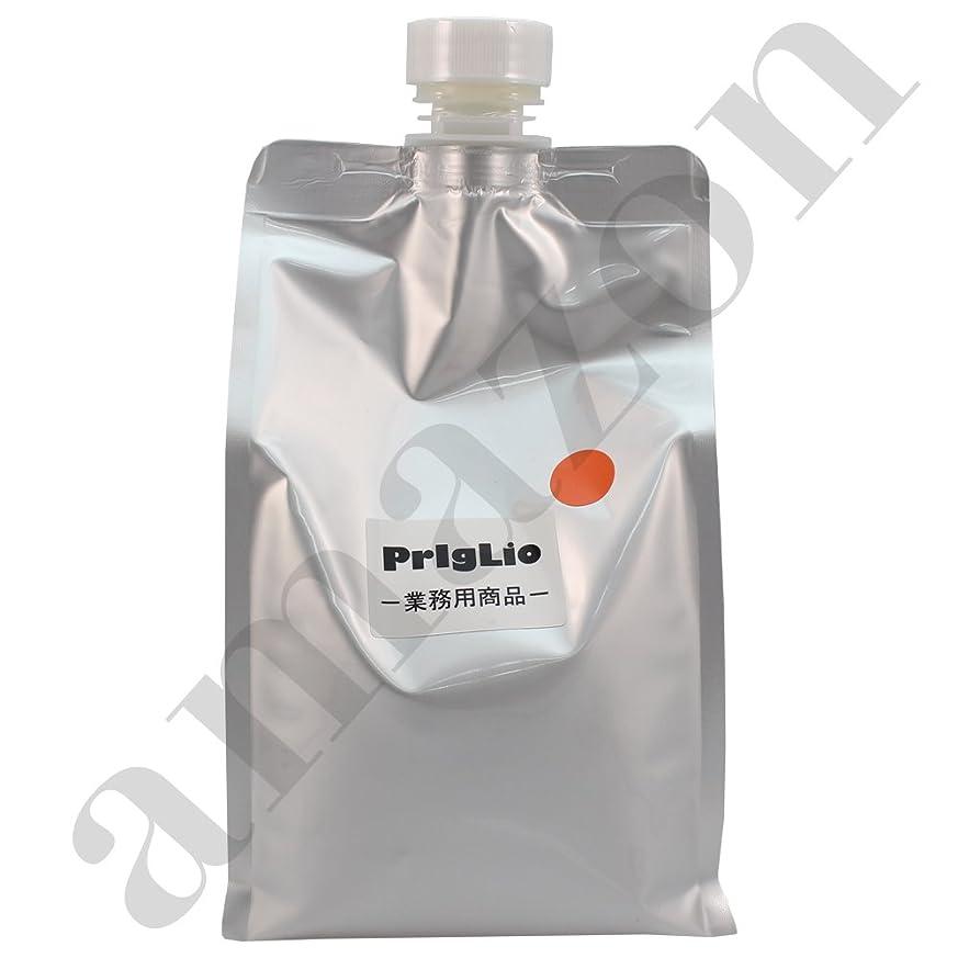タンク効率的輸血プリグリオDナチュラルハーブシャンプーオレンジ 900ml 業務用