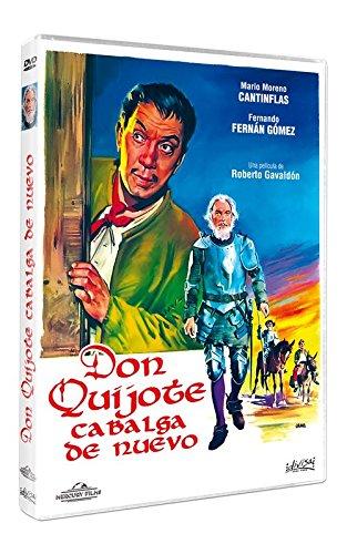 Don Quijote cabalga de nuevo [DVD]