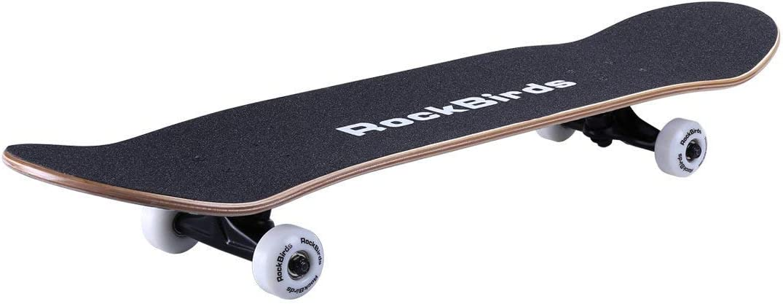 RockBirds Skateboards 31-inch