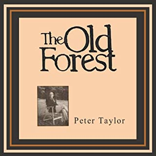 The Old Forest audiobook cover art