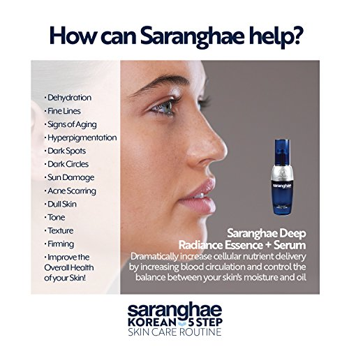 Saranghae Deep Radiance Essence Serum