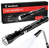 Gifts for Men, Dad Gifts, LED Telescoping Magnetic Pickup Tools for Men, Stocking Stuffers for Men, Cool Gadgets for Men, Unique Christmas Gifts for Dad, Him, Husband, Grandpa, Men Who Have Everything