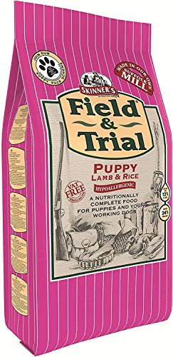 Skinners Field & Trial, Lamm und Reis Hundefutter
