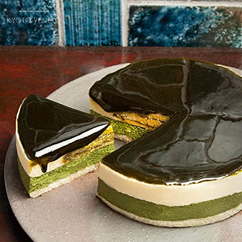 京都ヴェネト 宇治 抹茶 生チーズケーキ ジェミニ 直径12cm