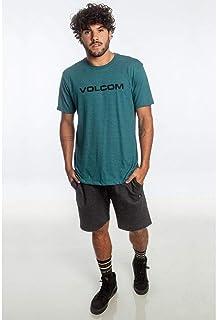 Camiseta Crisp Euro Masculino Volcom
