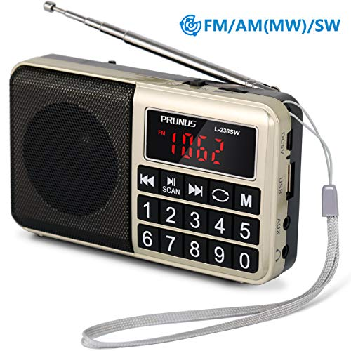 PRUNUS Portable Radio