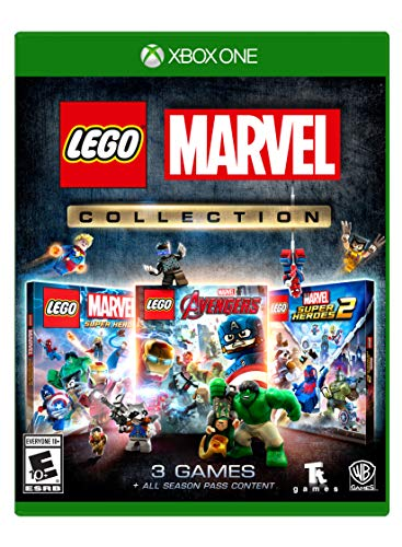 LEGO Marvel Collection for Xbox One [USA]