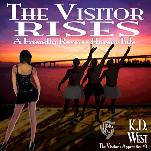 The Visitor Rises: A Friendly Reverse Harem + Tale  By  cover art
