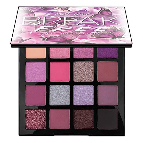 L.A. Girl Break Free Eyeshadow Palette - This is Me (3 Pack)