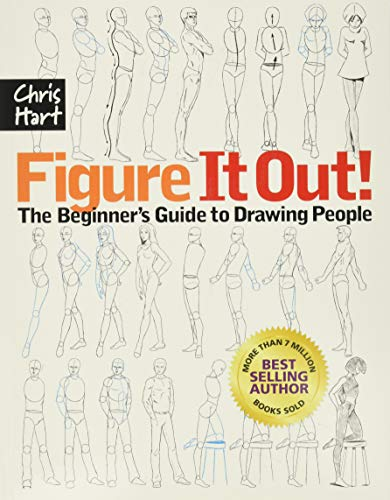 Figure It Out! The Beginner's Guide to Drawing People |Recommended Books