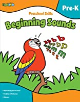 Preschool Skills: Beginning Sounds, Pre-k (Beginning Sounds Preschool Skills)