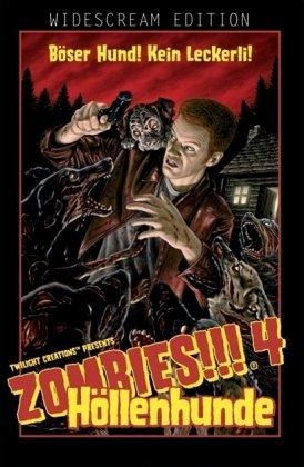 Pegasus Spiele 54030G - Zombies!!! 4: Höllenhunde