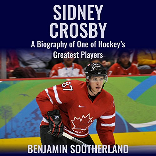 Sidney Crosby cover art