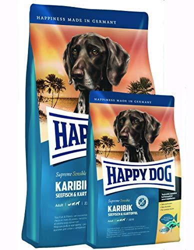 Happy Dog Supreme Karibik 1 x 12,5 kg und 1 x 4 kg = 16,5 kg