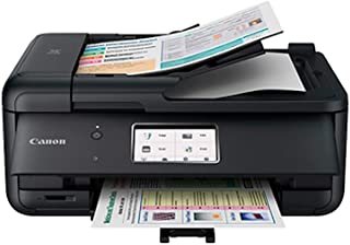 Canon PIXMA Home Office TR8660 All-in-One Inkjet Printer - Print/Copy/Scan/Fax