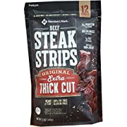 Member's Mark Member's Mark Steak Strips Thick Cut  (12 Ounce ), 12 Ounce, 12 Ounce (Pack of 36)