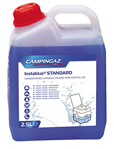 CAMPINGAZ Líquido W.C. Instablue Standard Químico, Azul, 2.5 l